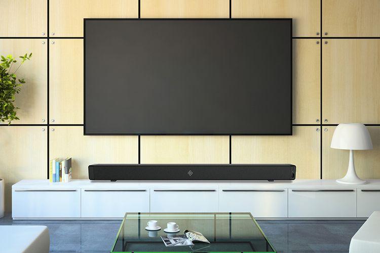 Soundbar inclusief afstandsbediening