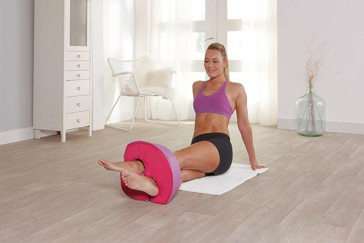 Korting Slim Swing fitnesshulp voor billen, benen, rug en heupen