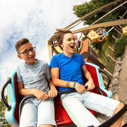 Scoor alvast 2 tickets voor Attractiepark Slagharen