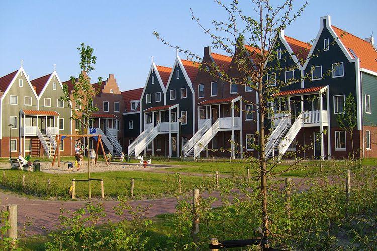Overnachting in Roompot Hotel Volendam (2 p.)