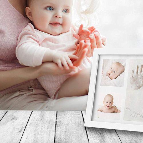 Babyfotolijst inclusief accessoires