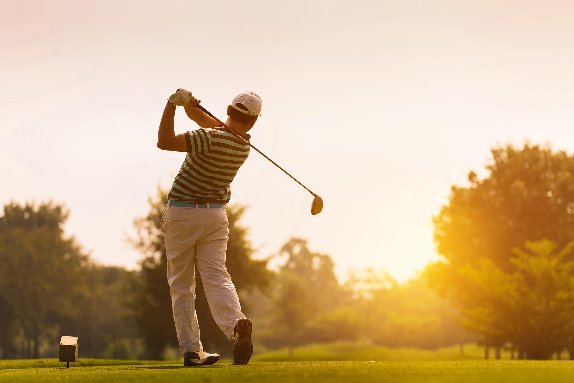 Cadeau cursus golf