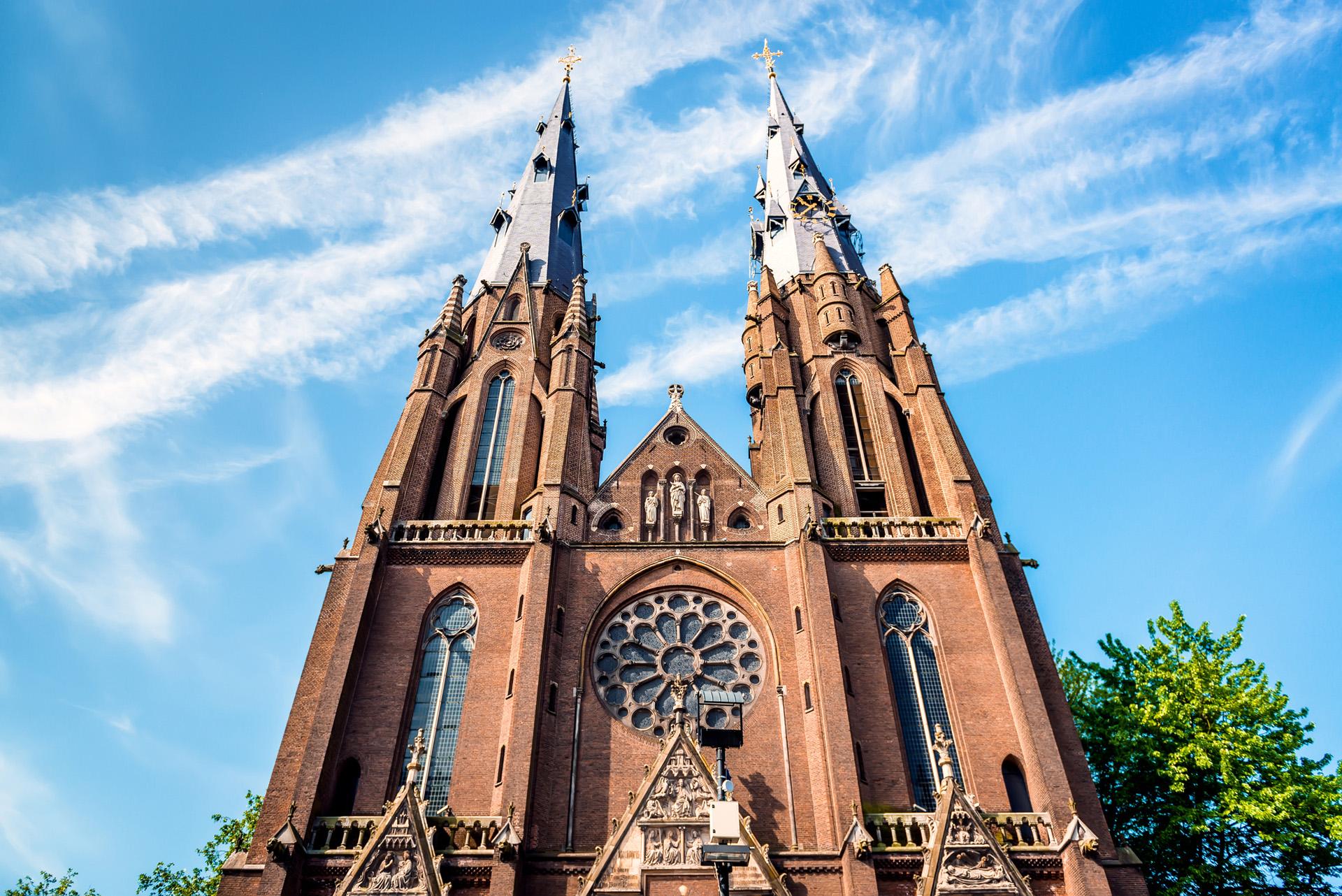 Dagje uit Eindhoven kerk