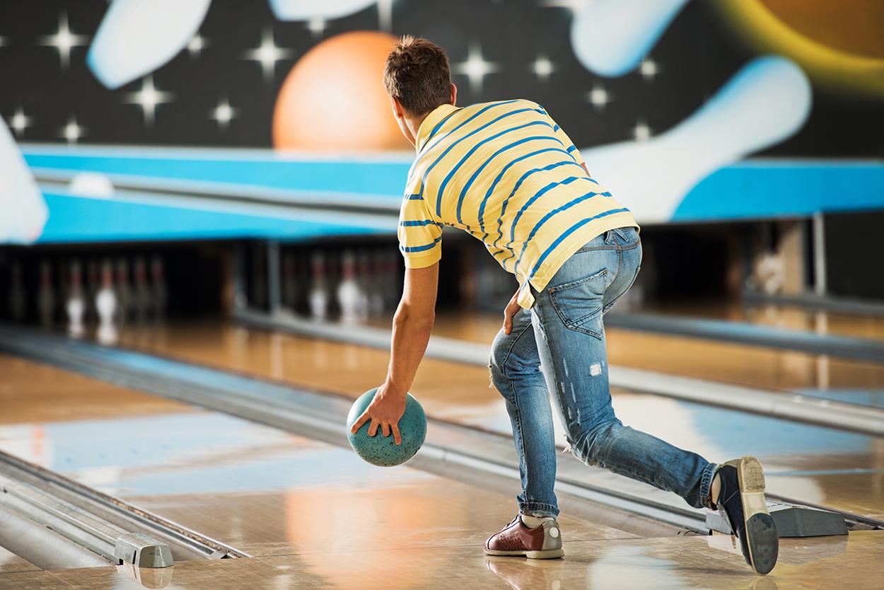 Dagje weg indoor bowlen