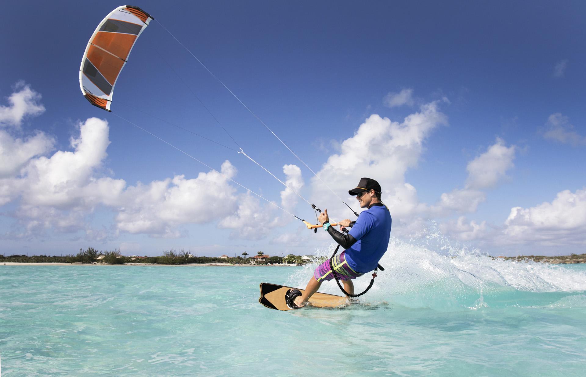Dagje weg Zeeland kitesurfen