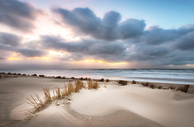 Hotel aan zee: badhotel Egmond aan Zee