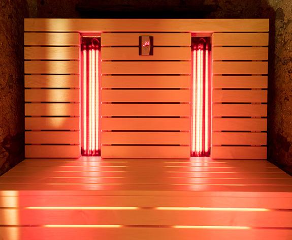 Infrarood sauna - VakantieVeilingen