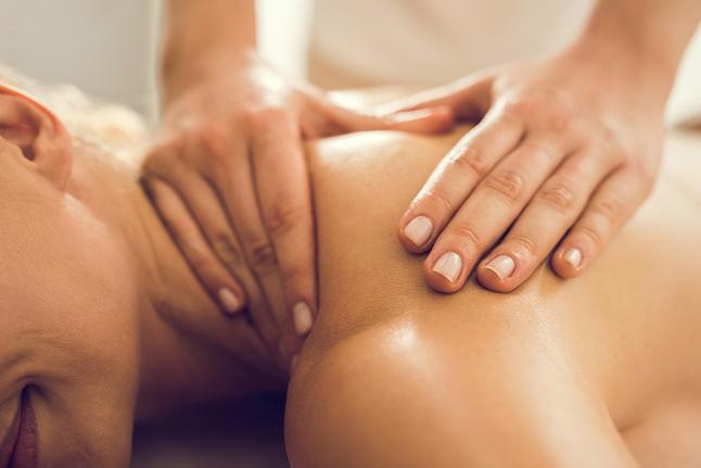 Massage bij VakantieVeilingen