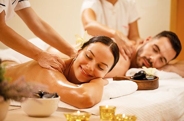Masseren bij een massagesalon - VakantieVeilingen