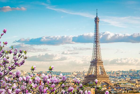 Parijs: 1 van de mooiste Europese steden
