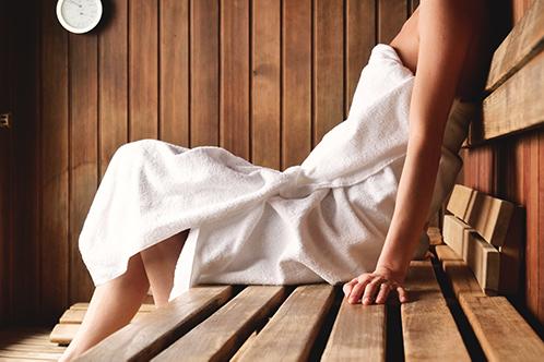 Privé sauna in Zeeland
