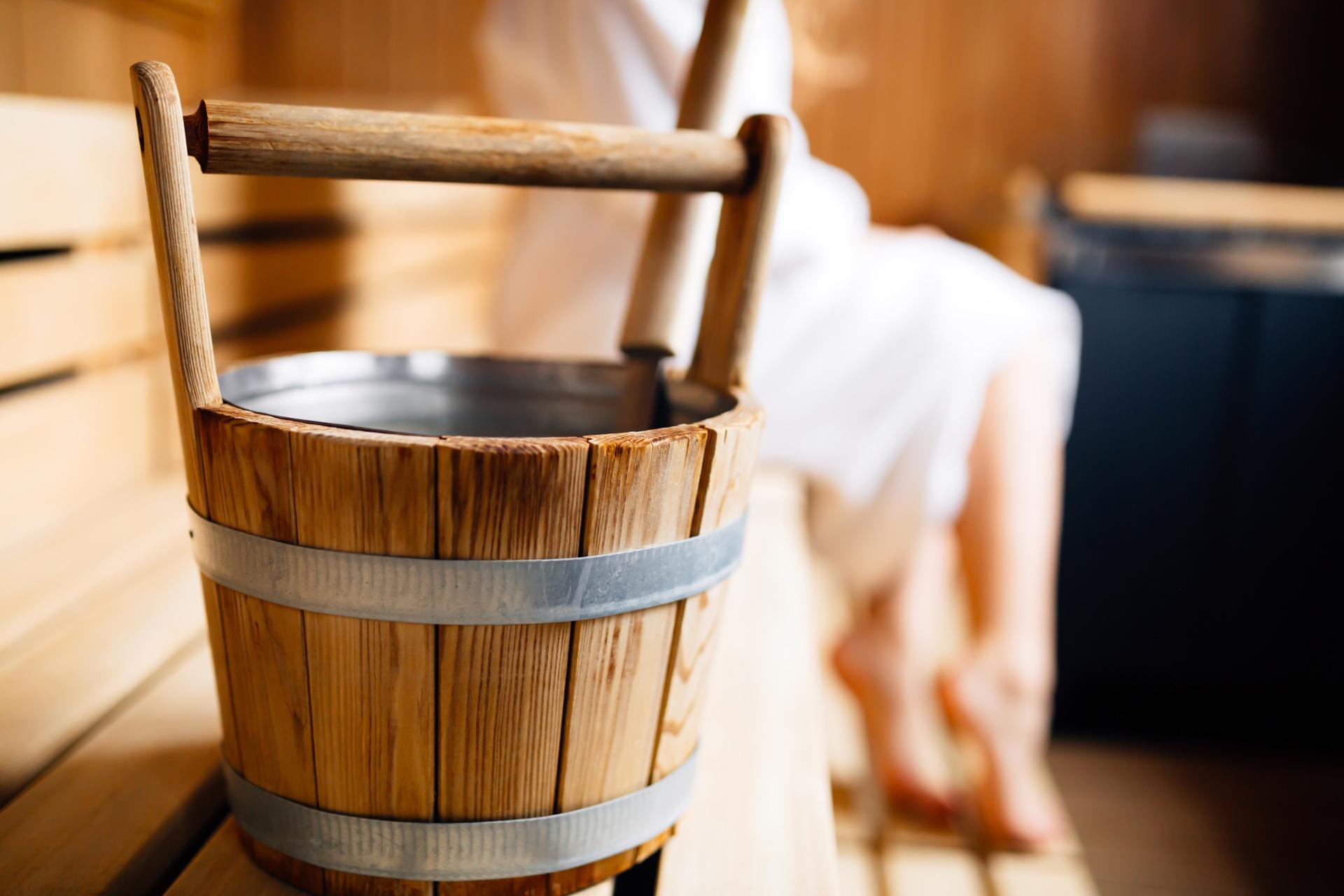 Sauna Apeldoorn opgietemmer