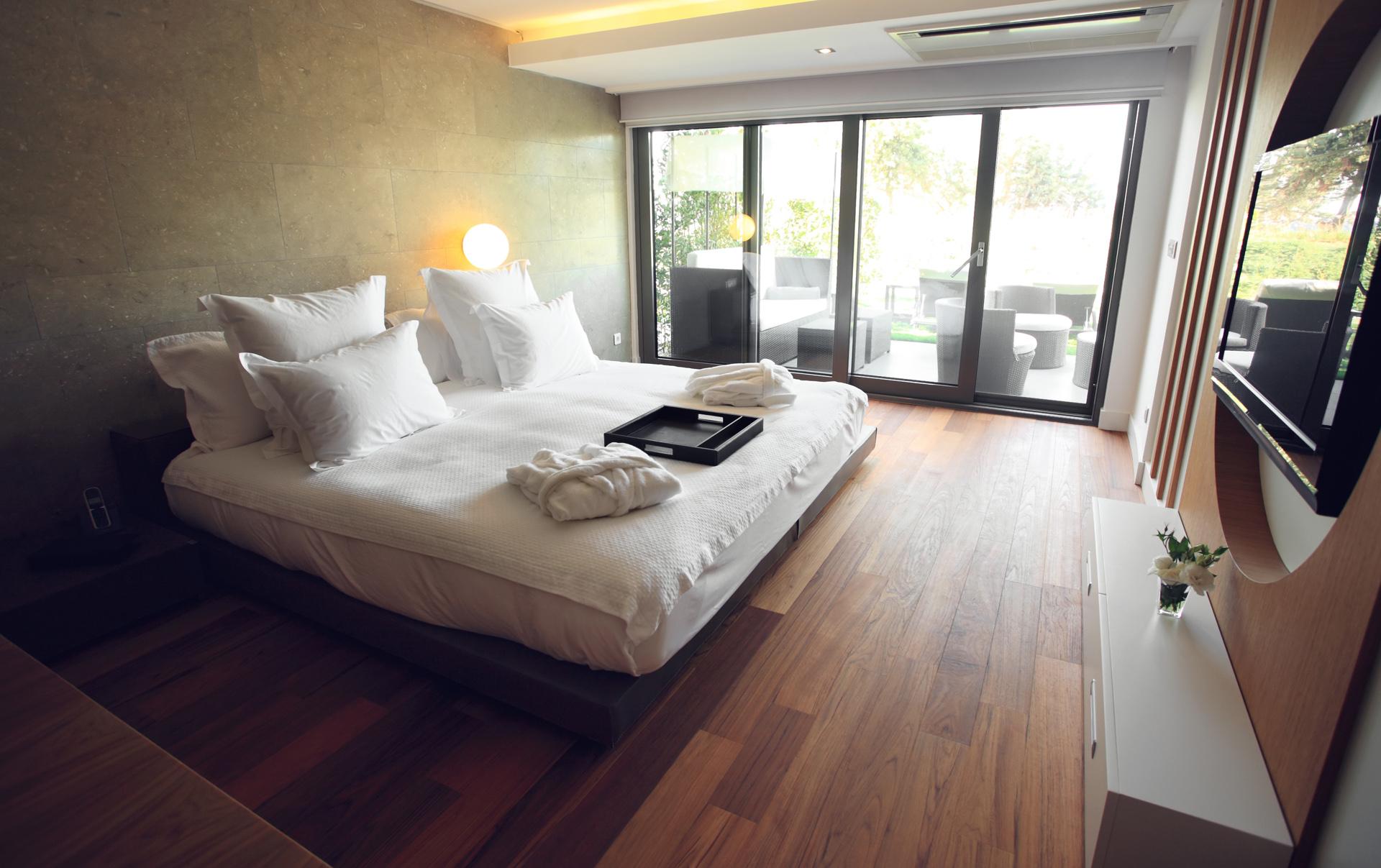 Sauna Friesland hotel