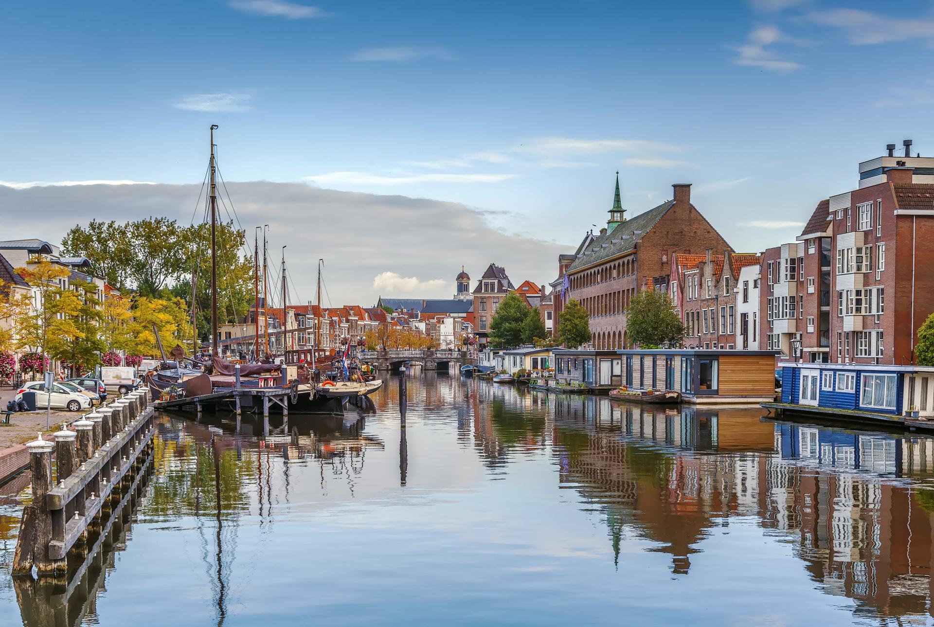 Sauna Leiden stad
