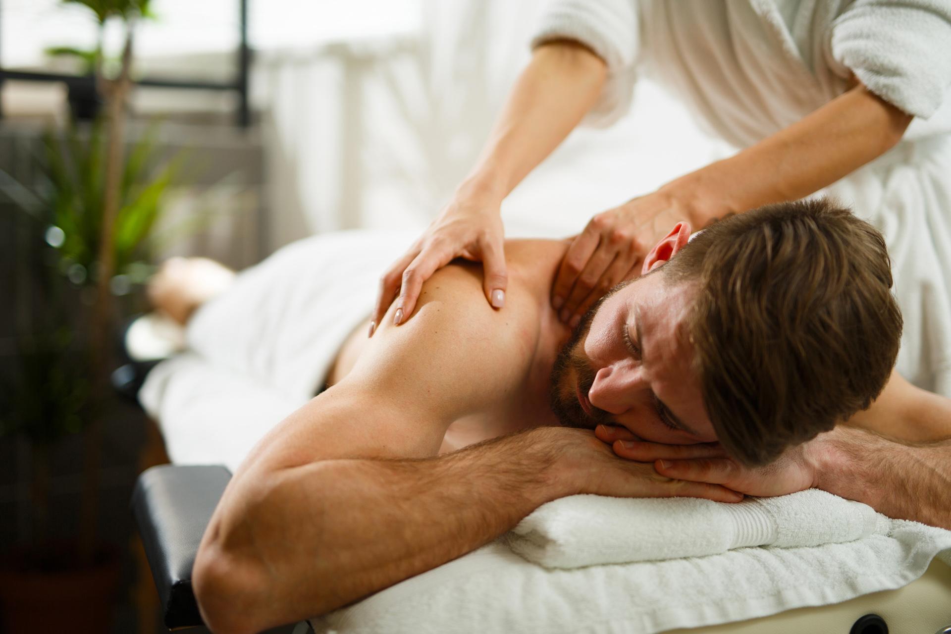 Sauna leiden massage