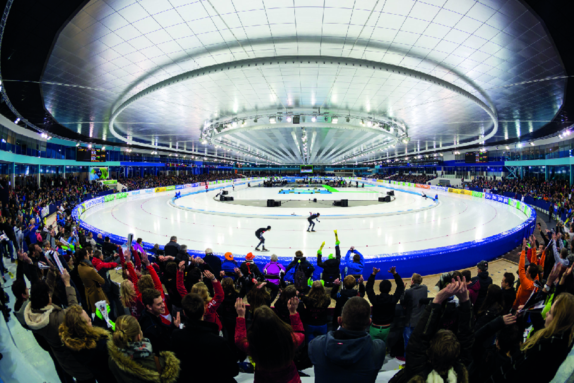 Sportevenementen schaatsen