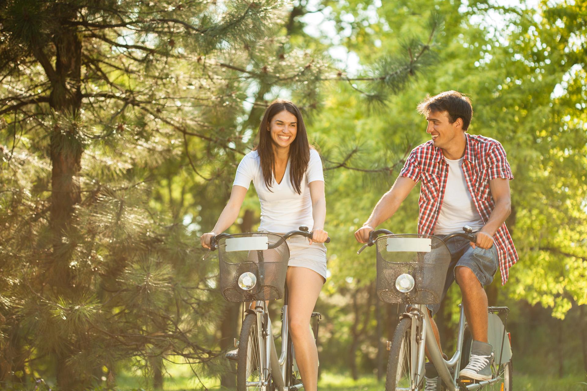 Uitje-met-vriendin-fietsen
