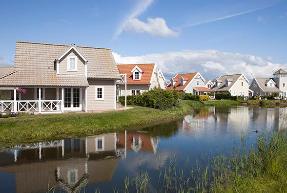 De leukste vakantieparken in Nederland met huisje aan water