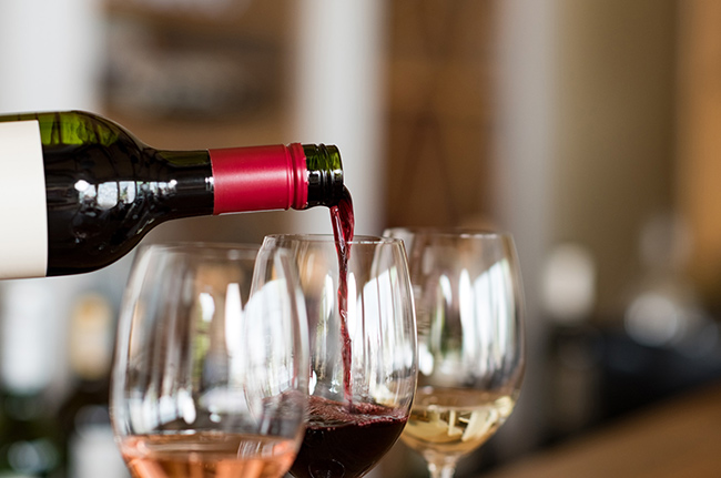 Idee voor vrijgezellenfeest: high wine