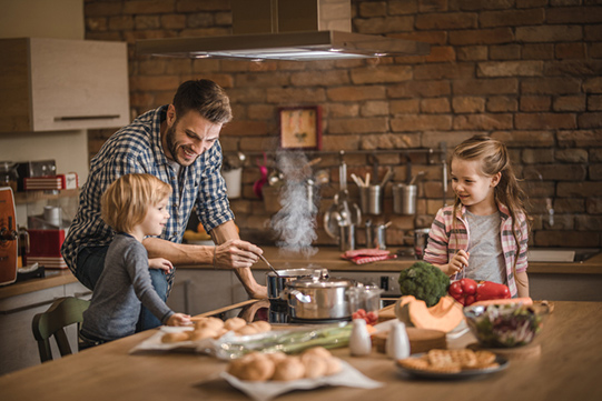 cadeau vader koken vakantieveilingen