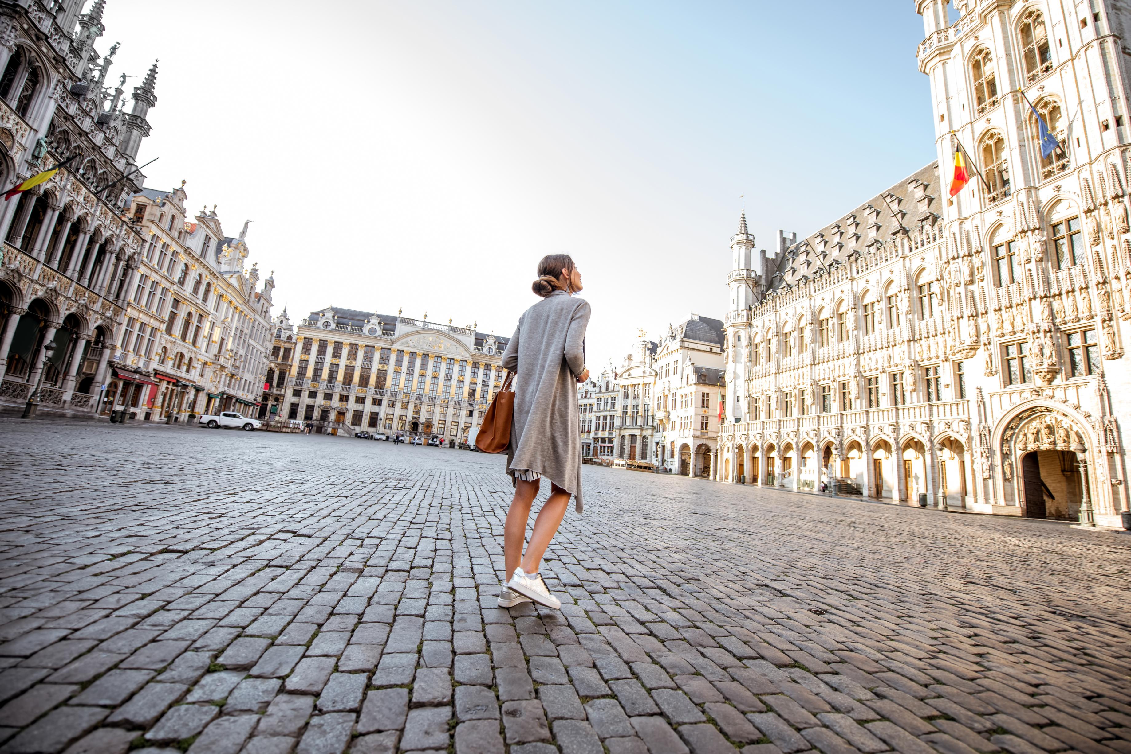 Escapade Bruxelles