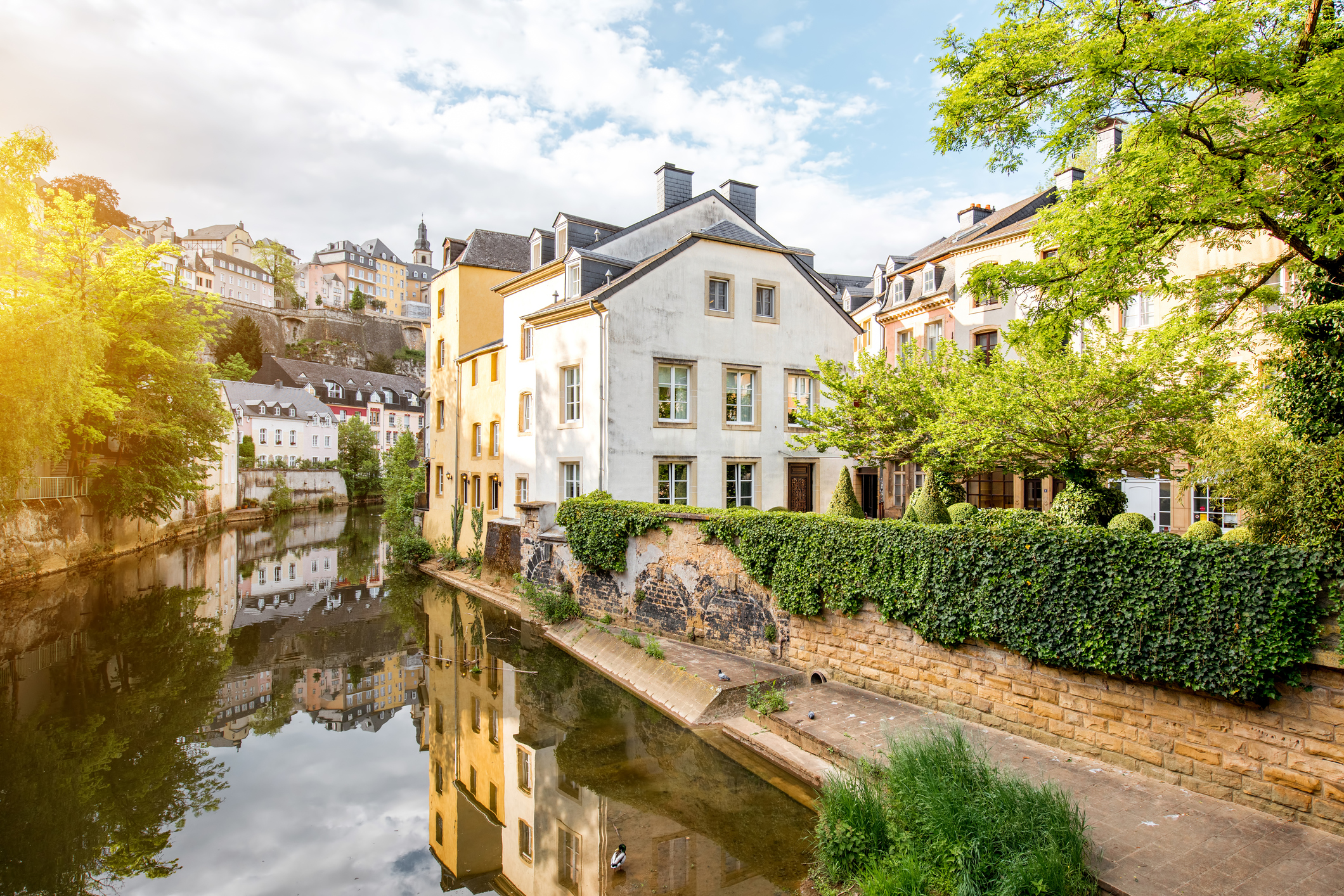 Escapade luxembourg