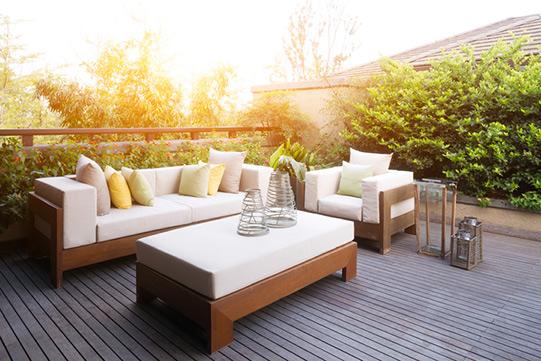 tuinmeubelen aanbieding loungeset korting vakantieveilingen