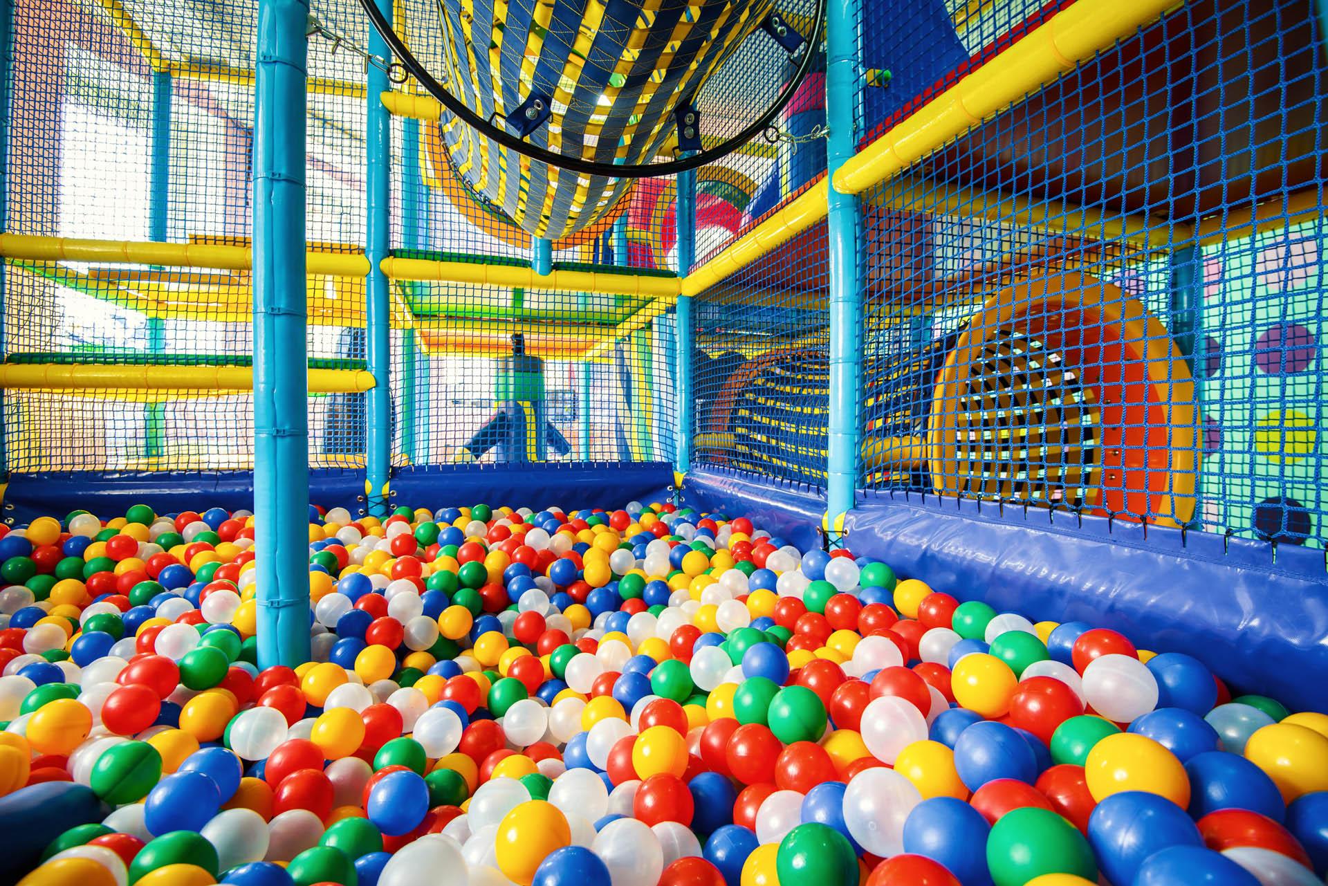 speeltuin ballenbad