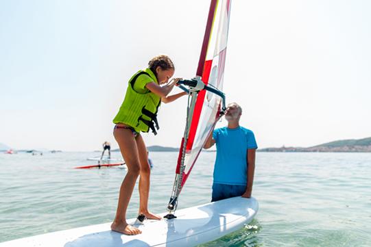 windsurfles nederland watersport vakantieveilingen