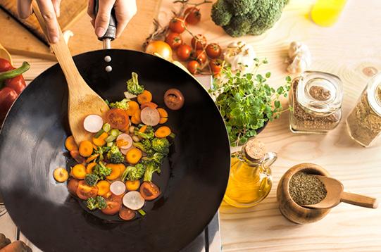 wokpan kopen korting aanbieding vakantieveilingen