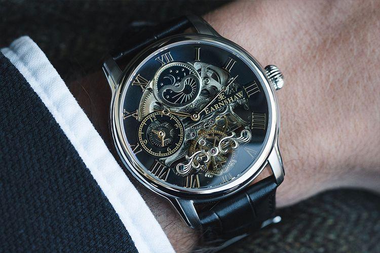 Herenhorloge van Thomas Earnshaw (ES-8006-04)