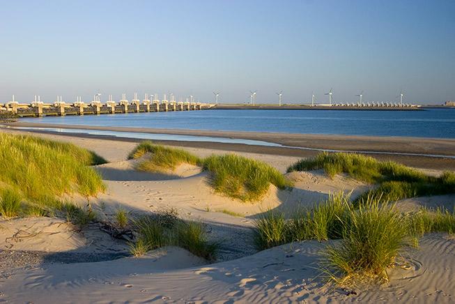 Roadtrip door Nederland: langs de Deltawerken