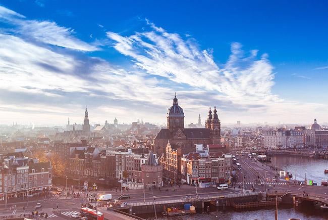 Verleng je dagje uit in Amsterdam met een hotelovernachting