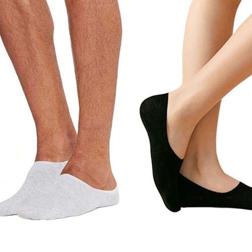12 paar lage sokken van Pierre Calvini