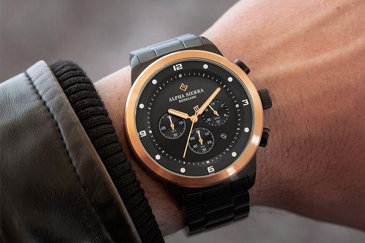 Horloge Alpha Sierra Renegade (modelnummer: VF24FRG)