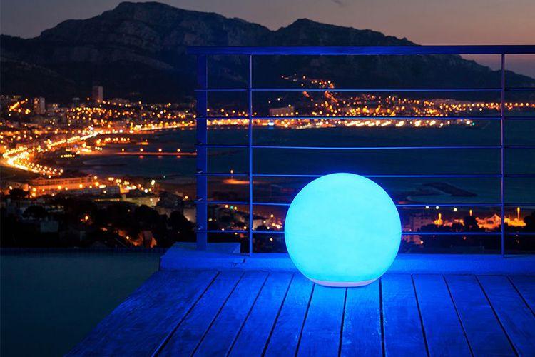 Oplaadbare bollamp Bobby van Lumisky (Ø 40 cm)