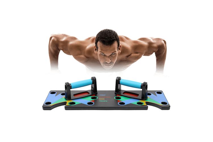 Korting Push up board voor het trainen van je bovenlichaam