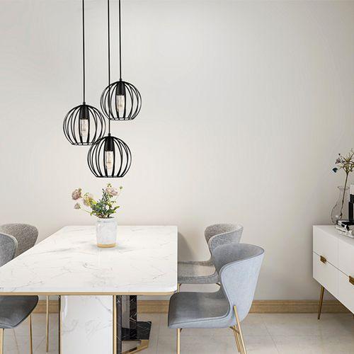 Metalen hanglamp van VELYON (zwart)