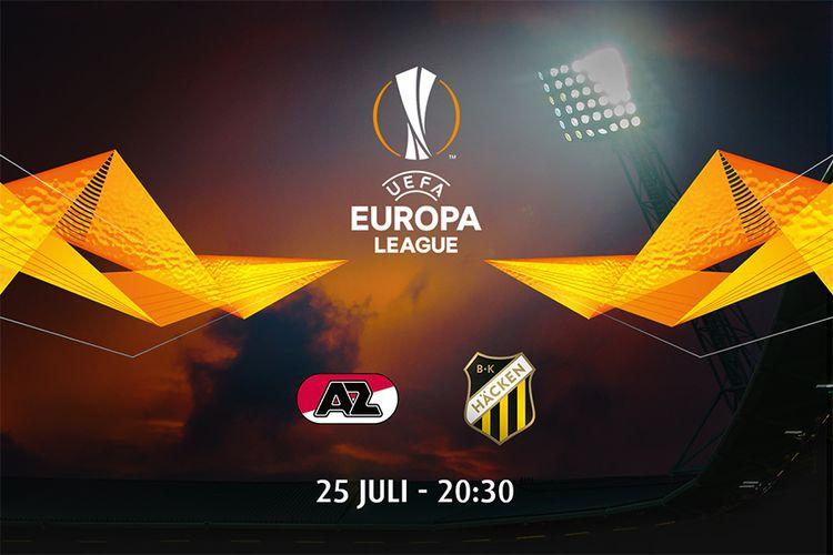 2 tickets AZ - BK H�cken (Europa League)
